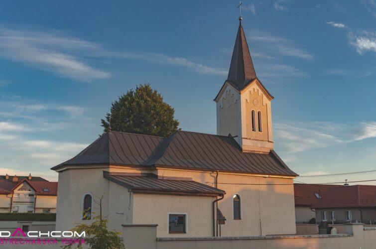 Kostol Malá Domaša
